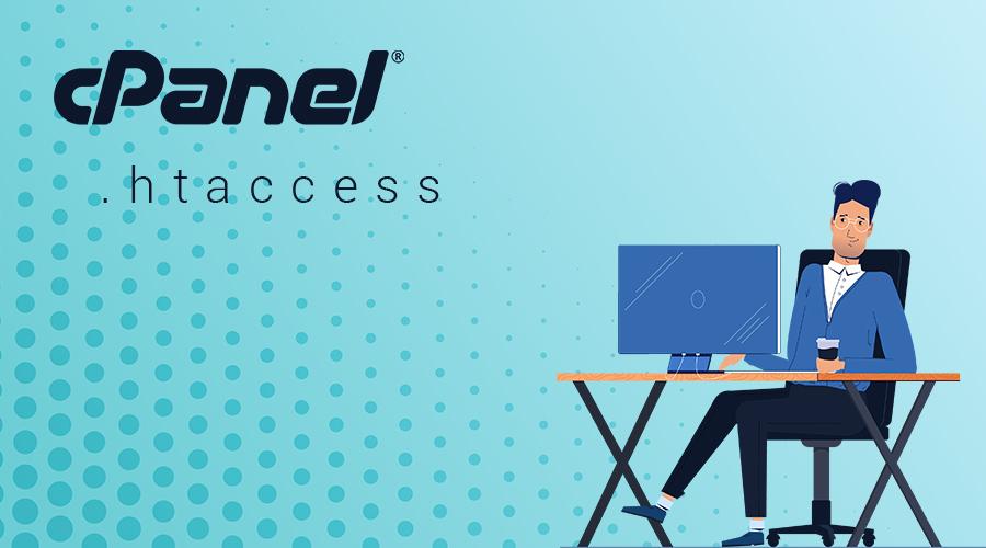 create htaccess file cpanel - نحوه ایجاد فایل .htaccess در سی پنل - سریع و آسان
