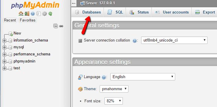how to install xampp and wordpress 16 - نصب وردپرس روی لوکال هاست با زمپ