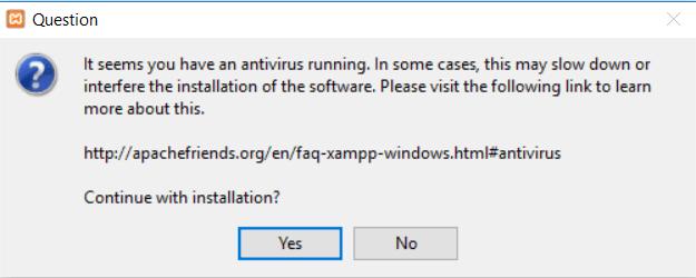 how to install xampp and wordpress 2 - نصب وردپرس روی لوکال هاست با زمپ