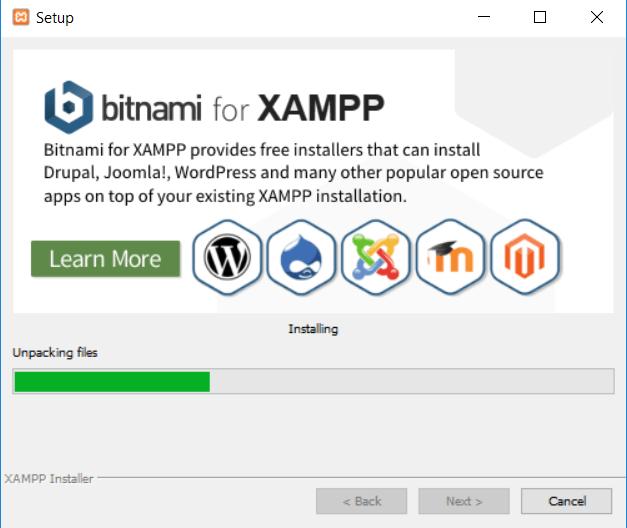 how to install xampp and wordpress 8 - نصب وردپرس روی لوکال هاست با زمپ
