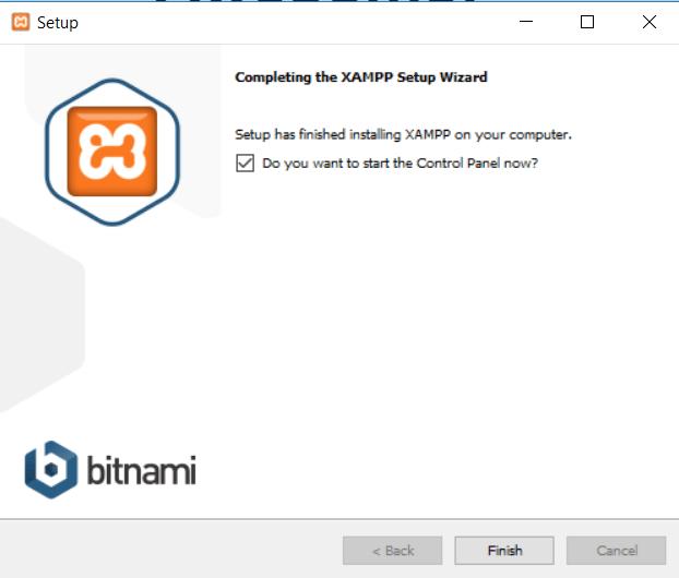 how to install xampp and wordpress 9 - نصب وردپرس روی لوکال هاست با زمپ