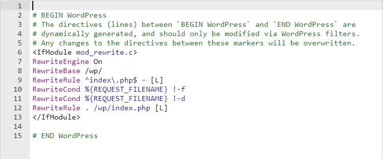 htaccess - نحوه ایجاد فایل .htaccess در سی پنل - سریع و آسان