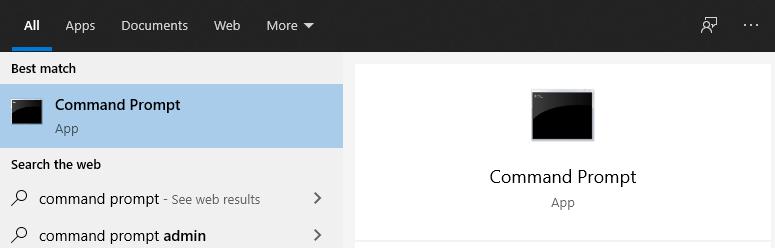 windows command prompt - نحوه رفع خطای 400 Bad Request - با 8 راه حل ساده