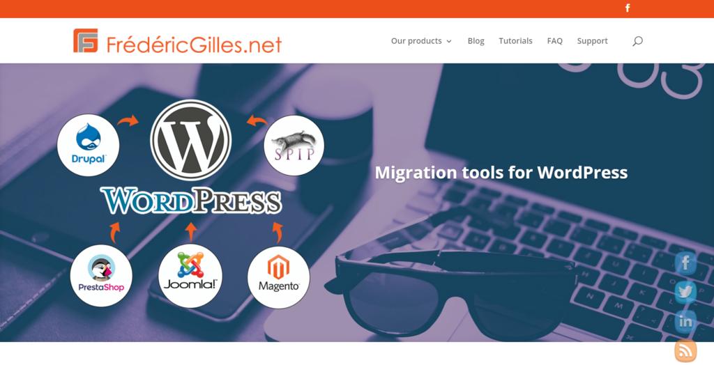 FG Joomla to WordPress - چگونه می توان وب سایت خود را از جوملا به وردپرس منتقل کرد + در 5 مرحله