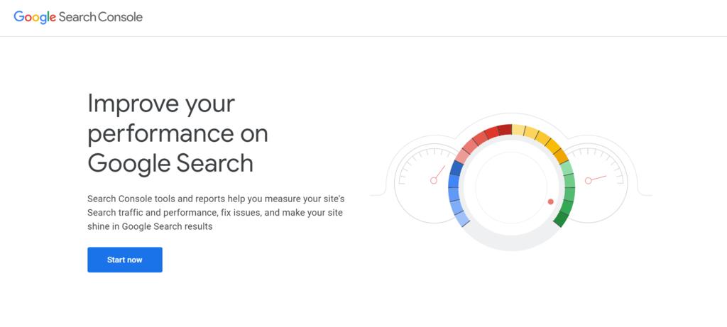 Google search console 1 - چگونه می توان وب سایت خود را از جوملا به وردپرس منتقل کرد + در 5 مرحله