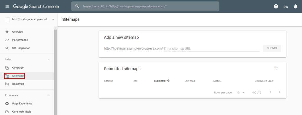 Google search console sitemaps - نقشه سایت وردپرس چیست و چگونه می توان آن را ایجاد کرد؟