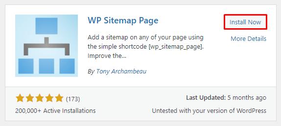 WP sitemap page - نقشه سایت وردپرس چیست و چگونه می توان آن را ایجاد کرد؟