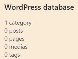 WordPress database - چگونه می توان وب سایت خود را از جوملا به وردپرس منتقل کرد + در 5 مرحله
