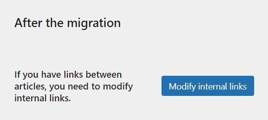 after the migration - چگونه می توان وب سایت خود را از جوملا به وردپرس منتقل کرد + در 5 مرحله